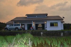 Mawat Villa, Дома для отпуска  Куах - big - 13