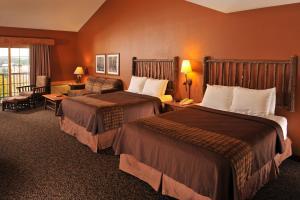Grand Lodge Waterpark Resort, Hotel  Rothschild - big - 27