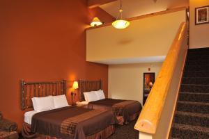Grand Lodge Waterpark Resort, Hotel  Rothschild - big - 29