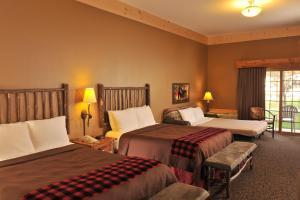 Grand Lodge Waterpark Resort, Hotel  Rothschild - big - 9