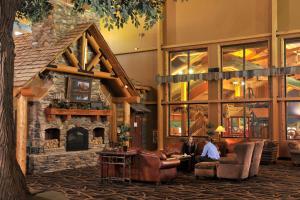 Grand Lodge Waterpark Resort, Hotel  Rothschild - big - 39