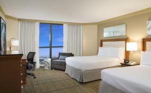 DoubleTree by Hilton Hotel Miami Airport & Convention Center, Отели  Майами - big - 5