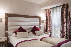 Grand Hôtel Des Thermes, Hotel  Saint Malo - big - 29