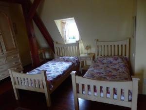 Pension Grant Lux Znojmo, Отели типа «постель и завтрак»  Зноймо - big - 39