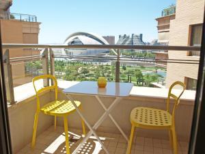 ApartUP Yellow Opera View, Апартаменты  Валенсия - big - 15