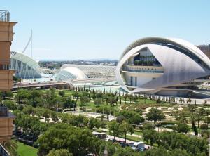 ApartUP Yellow Opera View, Апартаменты  Валенсия - big - 2