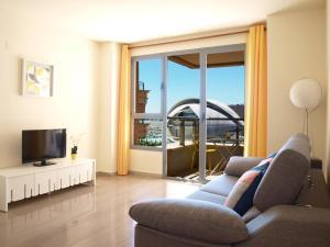 ApartUP Yellow Opera View, Апартаменты  Валенсия - big - 30