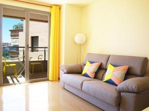 ApartUP Yellow Opera View, Апартаменты  Валенсия - big - 29