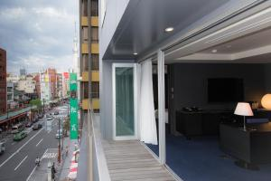 Suite with Balcony (2Adults) - Non-Smoking