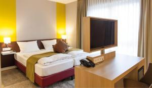 Weinhotel Kaisergarten, Hotely  Alzey - big - 8