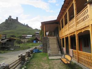 Guesthouse Lasharai, Hotels  Omalo - big - 1