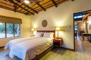 Villa com 3 Quartos