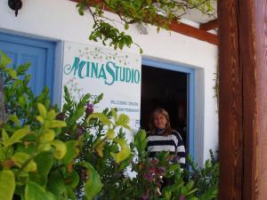Mina Studios, Residence  Platis Yialos Mykonos - big - 60