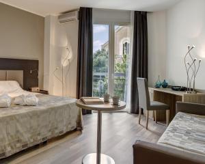 Hotel Eliseo Terme, Szállodák  Montegrotto Terme - big - 82