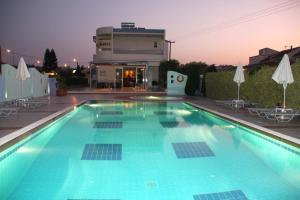 Sun Maris, Apartmanhotelek  Faliráki - big - 7