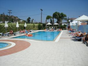 Sun Maris, Apartmanhotelek  Faliráki - big - 24