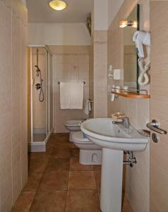 Hotel Gabrini, Hotely  Marina di Massa - big - 19