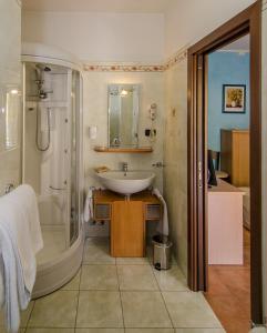 Hotel Gabrini, Szállodák  Marina di Massa - big - 9