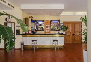 Hotel Gabrini, Hotely  Marina di Massa - big - 48
