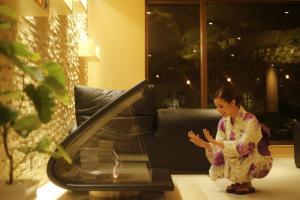 Yuraku Kinosaki Spa & Gardens, Ryokans  Toyooka - big - 34