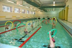 Tamsalu Spordikompleksi Hostel