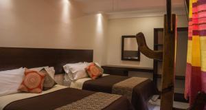 Hotel Mayis, Szállodák  Oaxaca de Juárez - big - 7