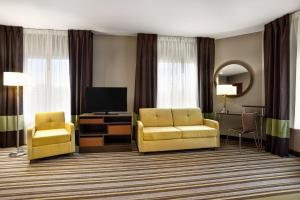 Suite with Sofa Bed - Non-Smoking