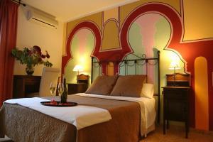 Hotel Puerta Nazarí, Hotels  Órgiva - big - 29