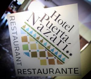 Hotel Puerta Nazarí, Hotel  Órgiva - big - 82