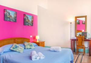 Purple, Bed and Breakfasts  Sant'Agnello - big - 12