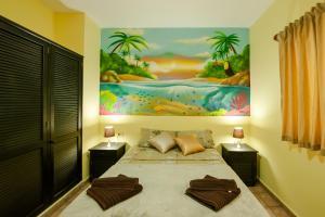 Mango y Papaya, Апартаменты  Плая-дель-Кармен - big - 1
