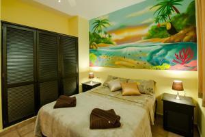 Mango y Papaya, Apartmány  Playa del Carmen - big - 18