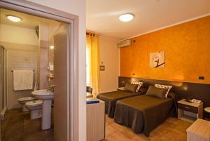 Hotel Gabrini, Szállodák  Marina di Massa - big - 14
