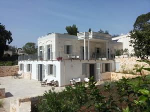 Villa Rosato, Apartmány  Selva di Fasano - big - 132