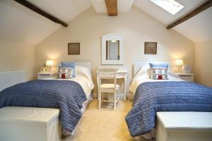 Muddifords Court Country House, Bed & Breakfast  Cullompton - big - 11