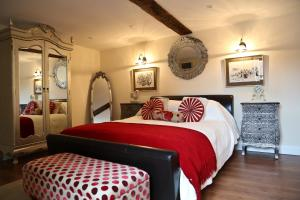 Muddifords Court Country House, Bed & Breakfast  Cullompton - big - 7