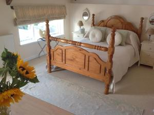 Muddifords Court Country House, Bed & Breakfast  Cullompton - big - 5