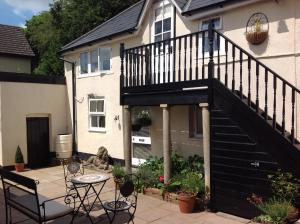 Muddifords Court Country House, Bed & Breakfast  Cullompton - big - 12