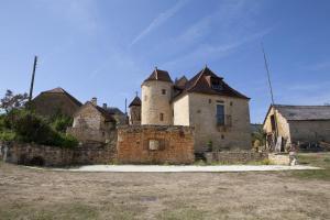 Gites des 3 Vallées, Гостевые дома  Borrèze - big - 41
