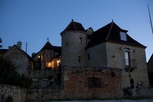 Gites des 3 Vallées, Гостевые дома  Borrèze - big - 38