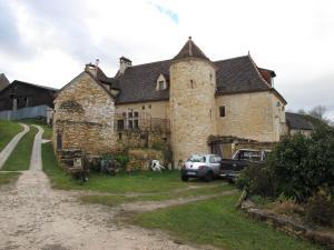 Gites des 3 Vallées, Гостевые дома  Borrèze - big - 33