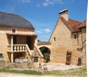 Gites des 3 Vallées, Гостевые дома  Borrèze - big - 14