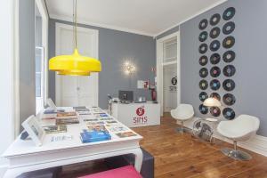 5 Sins Chiado Hostel, Lisbon