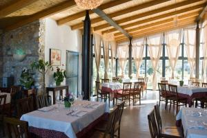 Locanda Dei Cocomeri, Загородные дома  Montalto Uffugo - big - 9