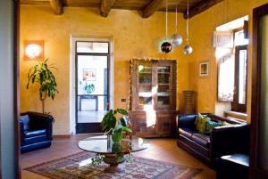 Locanda Dei Cocomeri, Загородные дома  Montalto Uffugo - big - 10