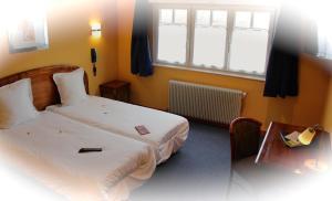 Hôtel Restaurant La Cigogne, Hotels  Munster - big - 14