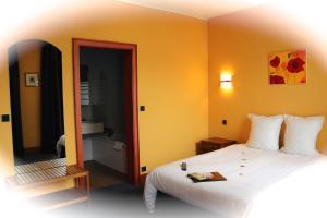 Hôtel Restaurant La Cigogne, Hotels  Munster - big - 18