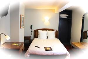 Hôtel Restaurant La Cigogne, Hotels  Munster - big - 13