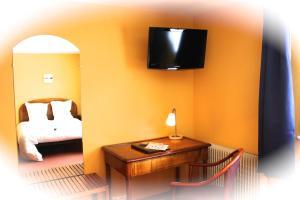 Hôtel Restaurant La Cigogne, Hotels  Munster - big - 12