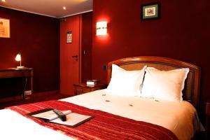 Hôtel Restaurant La Cigogne, Hotels  Munster - big - 10